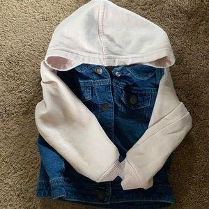 | jean jacket toddler |